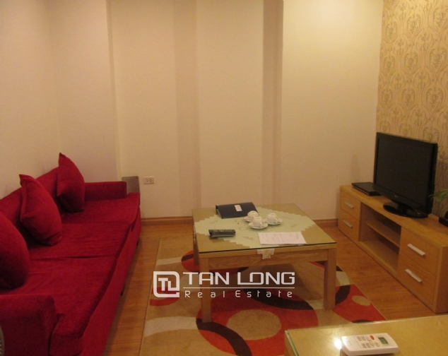 Bright serviced apartment for rent in Mai Hac De, Hai Ba Trung District 1