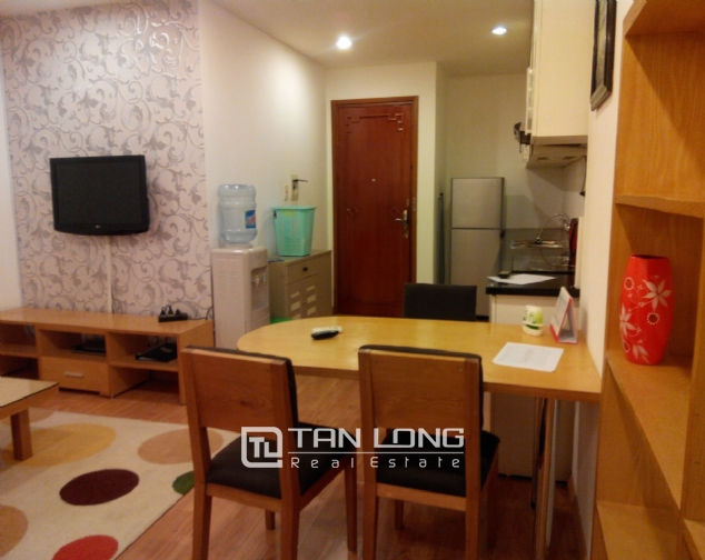 Bright serviced apartment for rent in Mai Hac De, Hai Ba Trung District 2