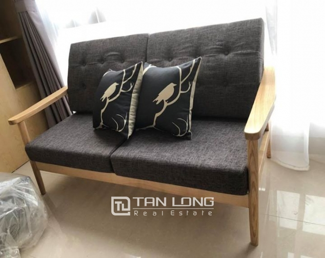 Bright Studio for rent on Hoang Quoc Viet 3