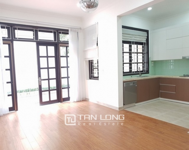 Bright villa for rent in D1 Ciputra Tay Ho district for lease 3