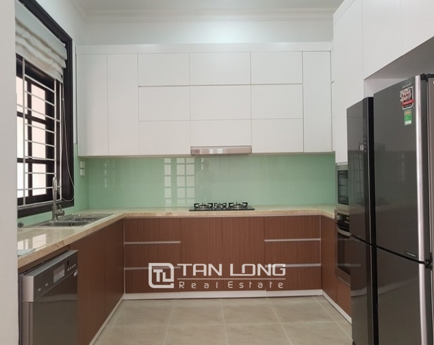 Bright villa for rent in D1 Ciputra Tay Ho district for lease 4