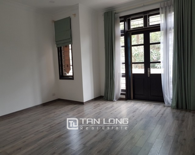 Bright villa for rent in D1 Ciputra Tay Ho district for lease 6