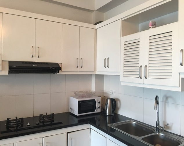Brilliant 1 bedroom apartment in Tu Hoa, Tay Ho district for lease, modern furniture 5