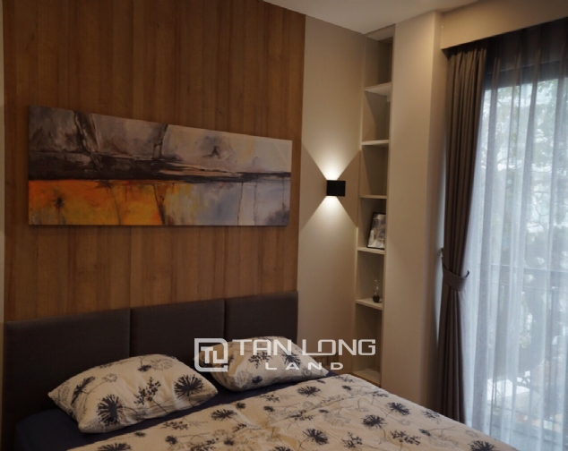Brilliant 2 bedroom apartment for rent on Pham Huy Thong street, Ba Dinh 5