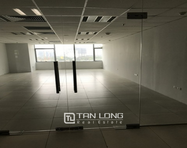 Building office for lease in Star tower, Duong Dinh Nghe Street, Cau Giay dist, Hanoi 2