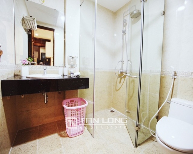 Charming 1 bedroom serviced apartment rental with street view in Ngo Quyen, Hoan Kiem 6