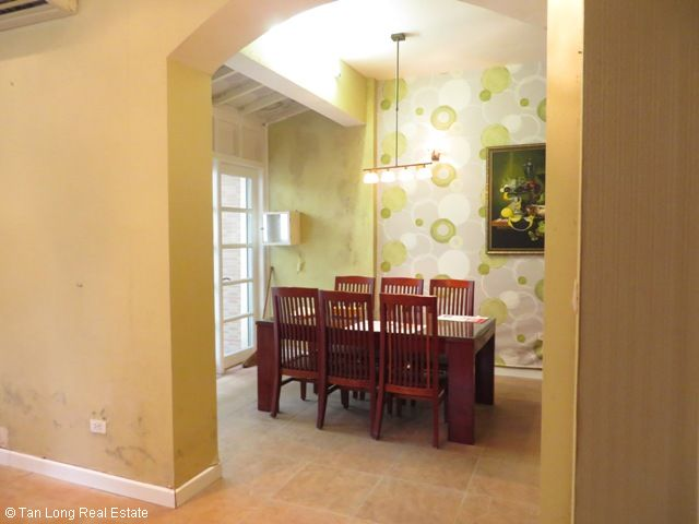 Charming 3 storey villa for rent in G6 Ciputra, 4 bedroom, surrounding garden 2
