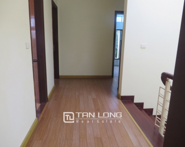 Charming 4 bedroom villa with yard for rent in D4 Ciputra, Bac Tu Liem dist, Hanoi 5