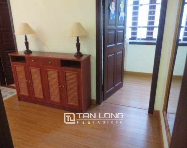Charming 4 bedroom villa with yard for rent in D4 Ciputra, Bac Tu Liem dist, Hanoi 7