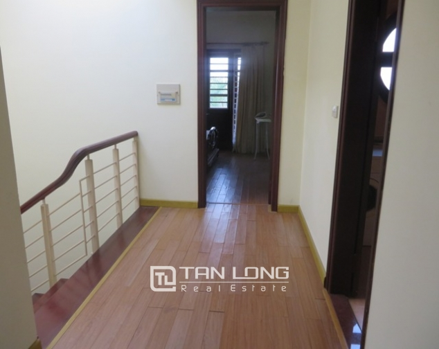 Charming 4 bedroom villa with yard for rent in D4 Ciputra, Bac Tu Liem dist, Hanoi 8