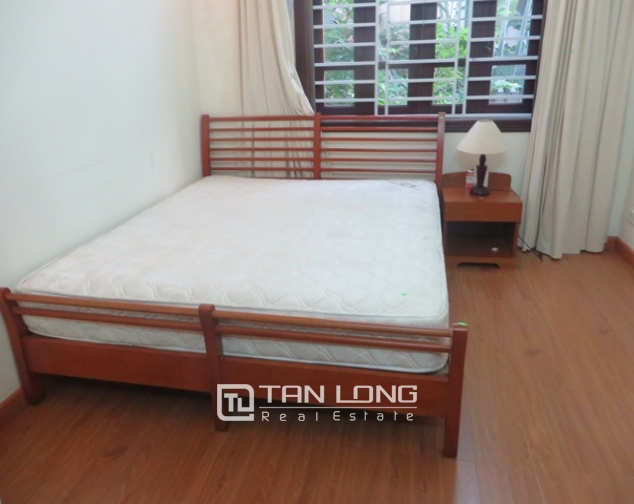 Charming 4 bedroom villa with yard for rent in D4 Ciputra, Bac Tu Liem dist, Hanoi 1
