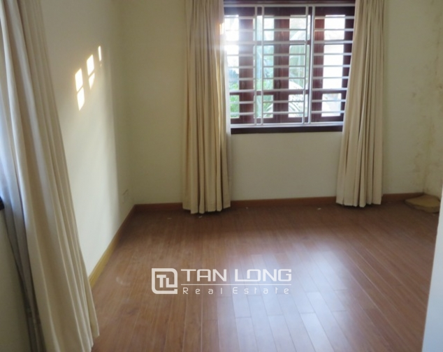 Charming 4 bedroom villa with yard for rent in D4 Ciputra, Bac Tu Liem dist, Hanoi 4