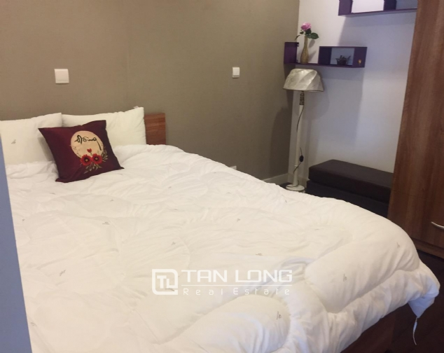 Charming apartment designed with modern furniture in Lancaster, Ba Dinh district for rent 1