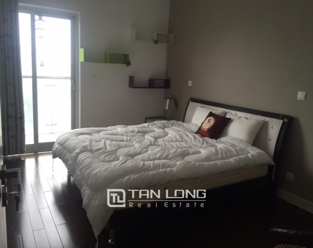 Charming apartment designed with modern furniture in Lancaster, Ba Dinh district for rent 2