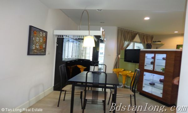 Charming furnished apartment for rent in Golden Westlake Hanoi 5