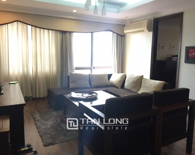 Charming G3 Ciputra apartment with 4 bedrooms for sale, full furnishings 1