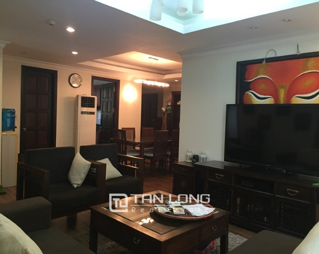 Charming G3 Ciputra apartment with 4 bedrooms for sale, full furnishings 3