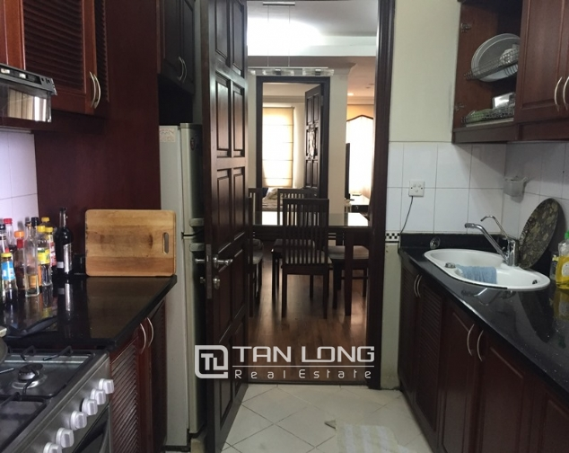Charming G3 Ciputra apartment with 4 bedrooms for sale, full furnishings 10