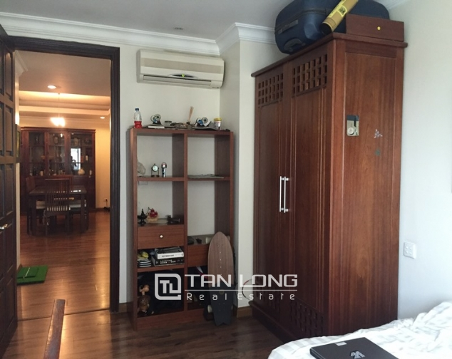Charming G3 Ciputra apartment with 4 bedrooms for sale, full furnishings 4