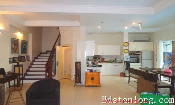 Charming house with swimming pool rental in Tay Ho Hanoi 5