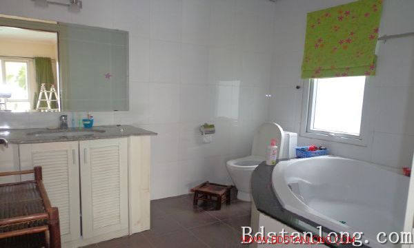 Charming house with swimming pool rental in Tay Ho Hanoi 7