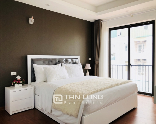 Charming serviced apartment for rent in Xuan Dieu street! 6