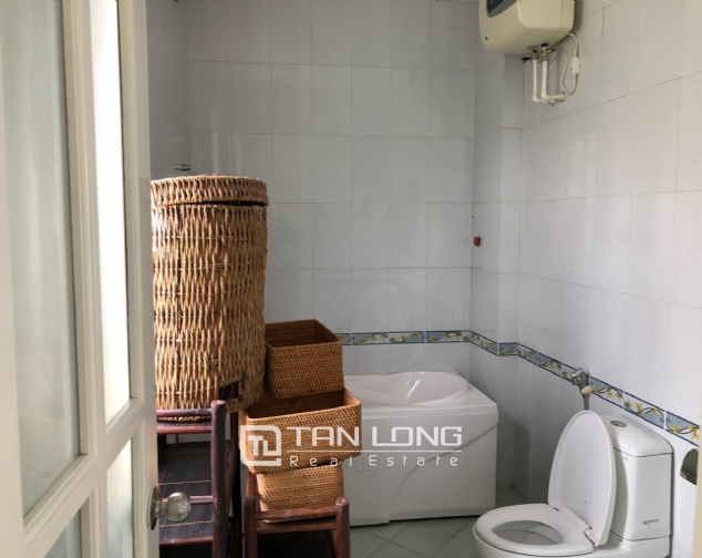 Charming villa for rent on To Ngoc Van street, Tay Ho district! 4
