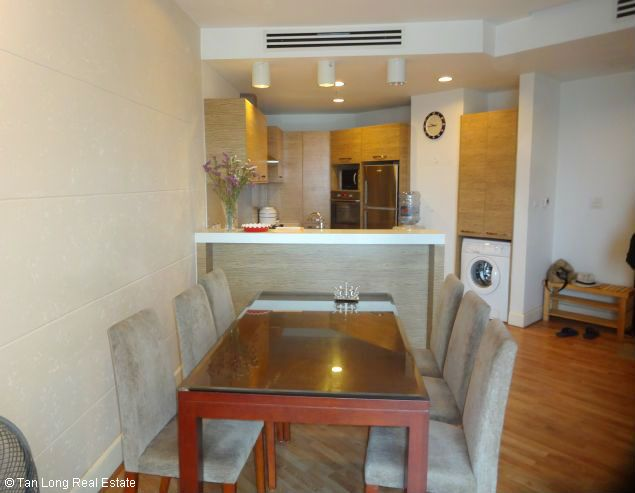 Charming well equipped two bedroom apartment in E tower Golden Westlake Hanoi 3