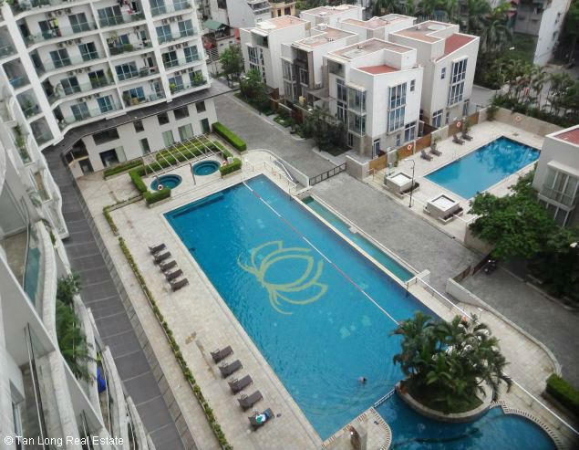 Charming well equipped two bedroom apartment in E tower Golden Westlake Hanoi 5