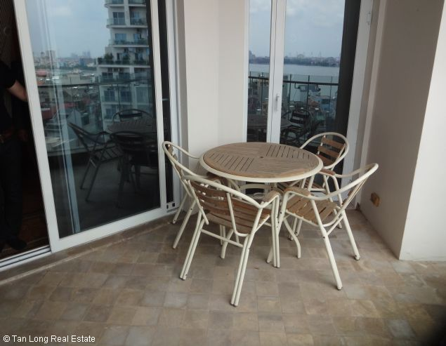 Charming well equipped two bedroom apartment in E tower Golden Westlake Hanoi 7