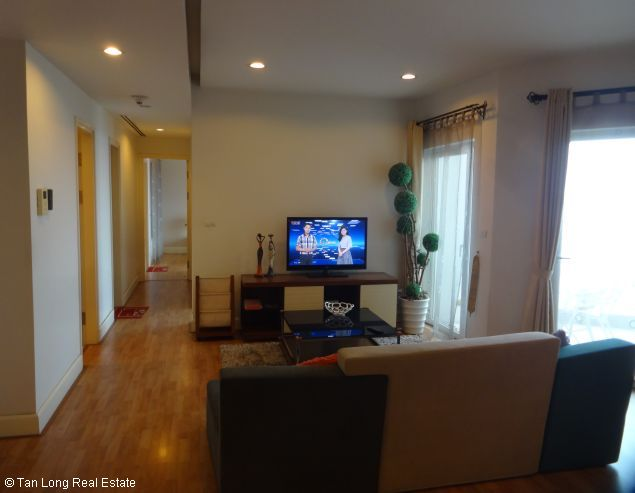Charming well equipped two bedroom apartment in E tower Golden Westlake Hanoi 8