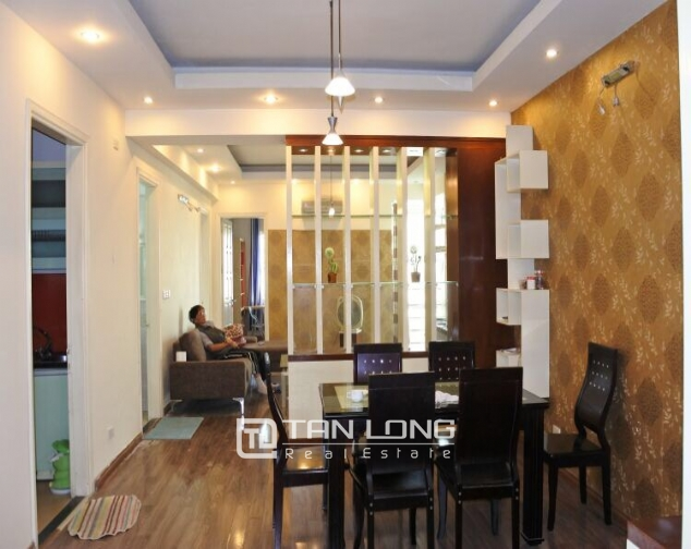 Cheap and full furnished 3 bedroom for lease in G3, Ciputra 1