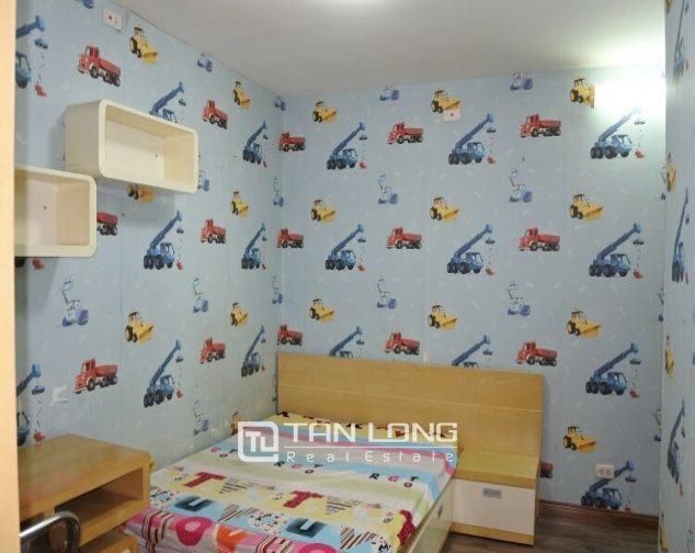 Cheap and full furnished 3 bedroom for lease in G3, Ciputra 4