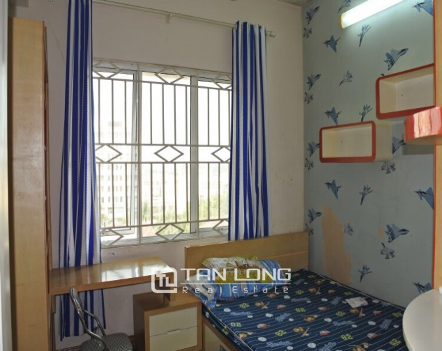 Cheap and full furnished 3 bedroom for lease in G3, Ciputra 6