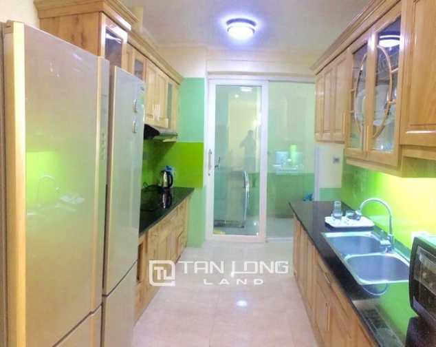 Cheap and  Fully equipped 3 bedroom apartment for rent in L1 tower Ciputra urban area Tay Ho dist 3