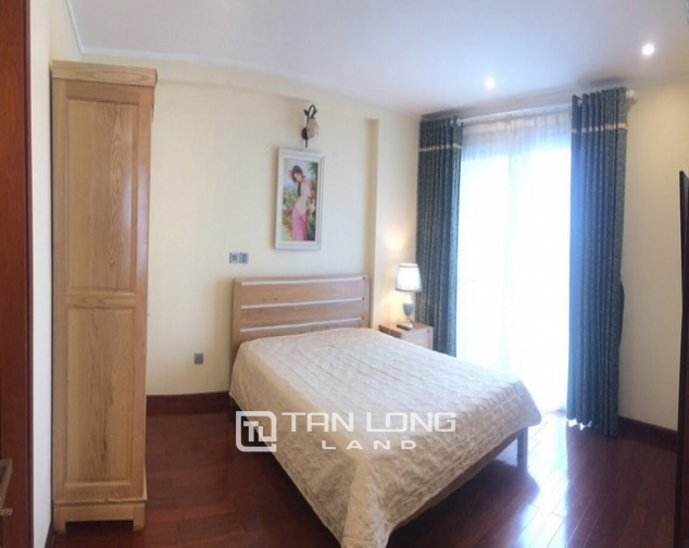 Cheap and  Fully equipped 3 bedroom apartment for rent in L1 tower Ciputra urban area Tay Ho dist 4