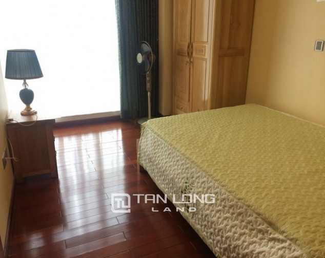 Cheap and  Fully equipped 3 bedroom apartment for rent in L1 tower Ciputra urban area Tay Ho dist 5
