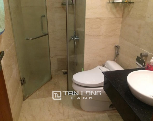 Cheap and  Fully equipped 3 bedroom apartment for rent in L1 tower Ciputra urban area Tay Ho dist 8