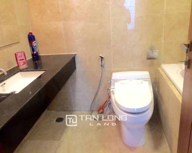 Cheap and  Fully equipped 3 bedroom apartment for rent in L1 tower Ciputra urban area Tay Ho dist 9