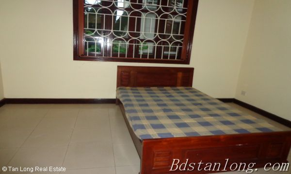 Cheap and nice villa rental in C1 Ciputra Hanoi 5