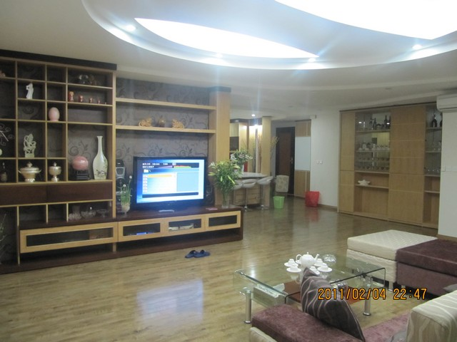 Ciputra Hanoi: E1 apartment for sale with 2 bedrooms, 2 bathrooms