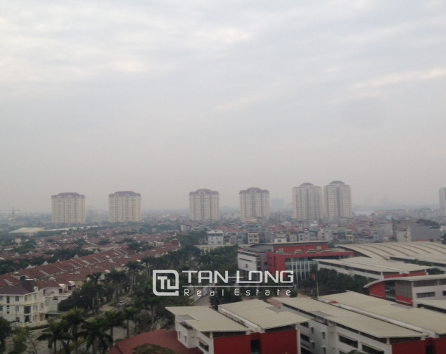 Ciputra Hanoi: E4 apartment with 3 bedrooms for sale 9