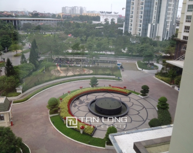 Ciputra Tay Ho: 4 bedroom apartment for sale in P1, no furniture 7