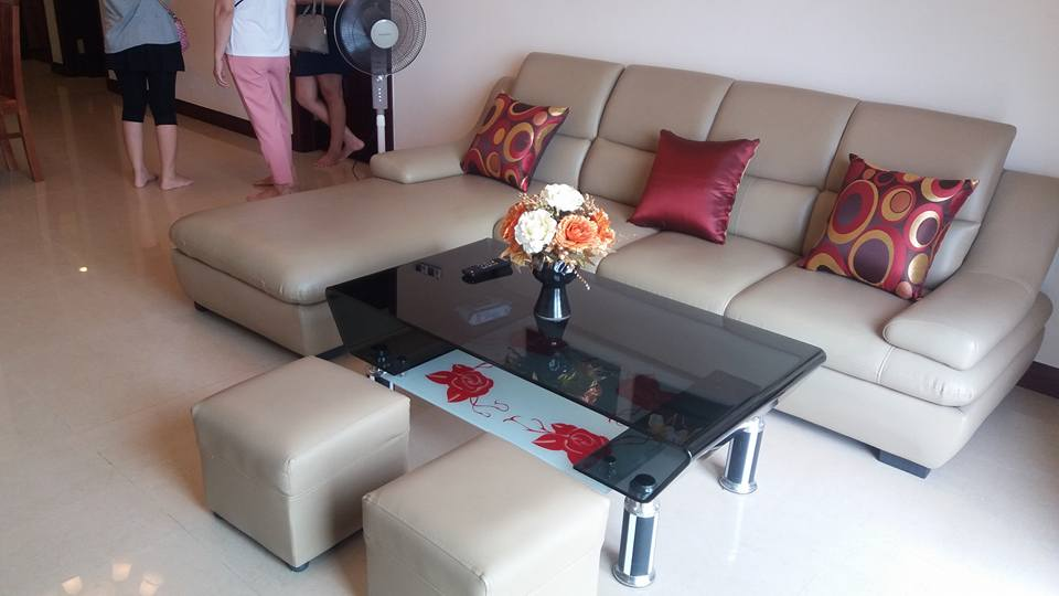 City view 2 bedroom apartment in R4 Vinhomes Royal City for rent