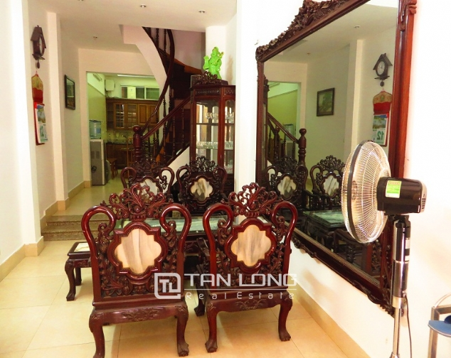 Classic house with 4 bedrooms rental in Ngo Tat To, Dong Da district, Hanoi 1
