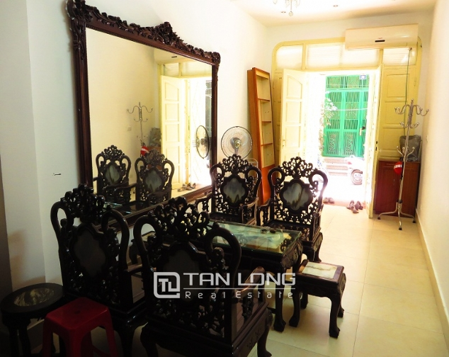 Classic house with 4 bedrooms rental in Ngo Tat To, Dong Da district, Hanoi 2