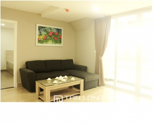 Compelling Golden Westlake serviced-apartment in Tay Ho district for lease 1
