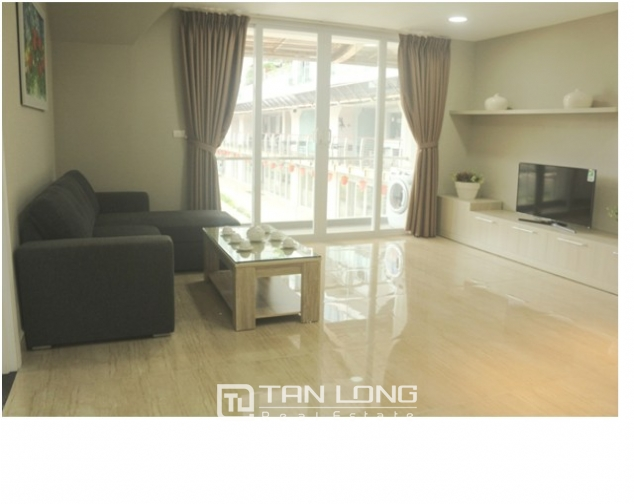 Compelling Golden Westlake serviced-apartment in Tay Ho district for lease 2