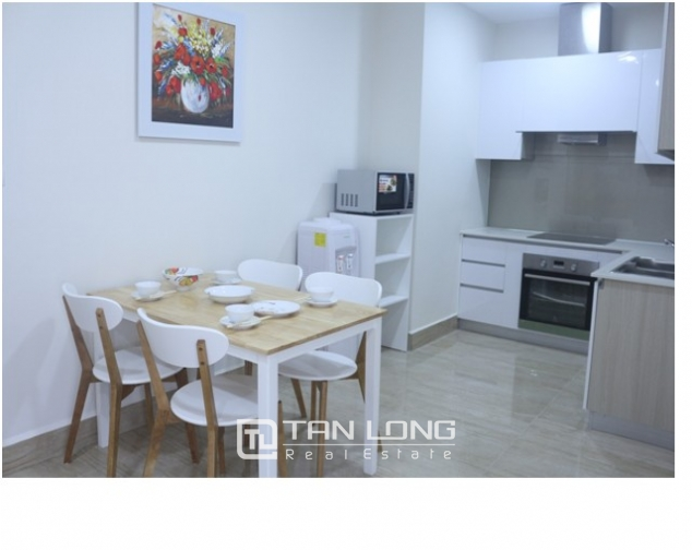 Compelling Golden Westlake serviced-apartment in Tay Ho district for lease 3