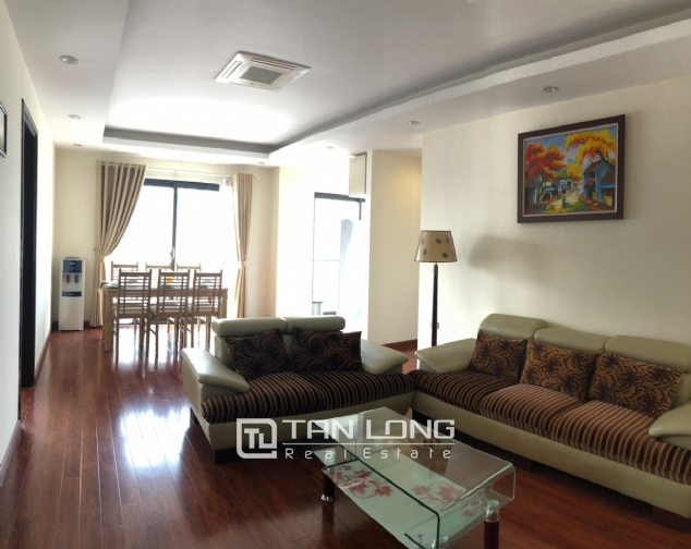 Cool apartment for rent in Au Co street, same side with Xuan Dieu street for rent! 1